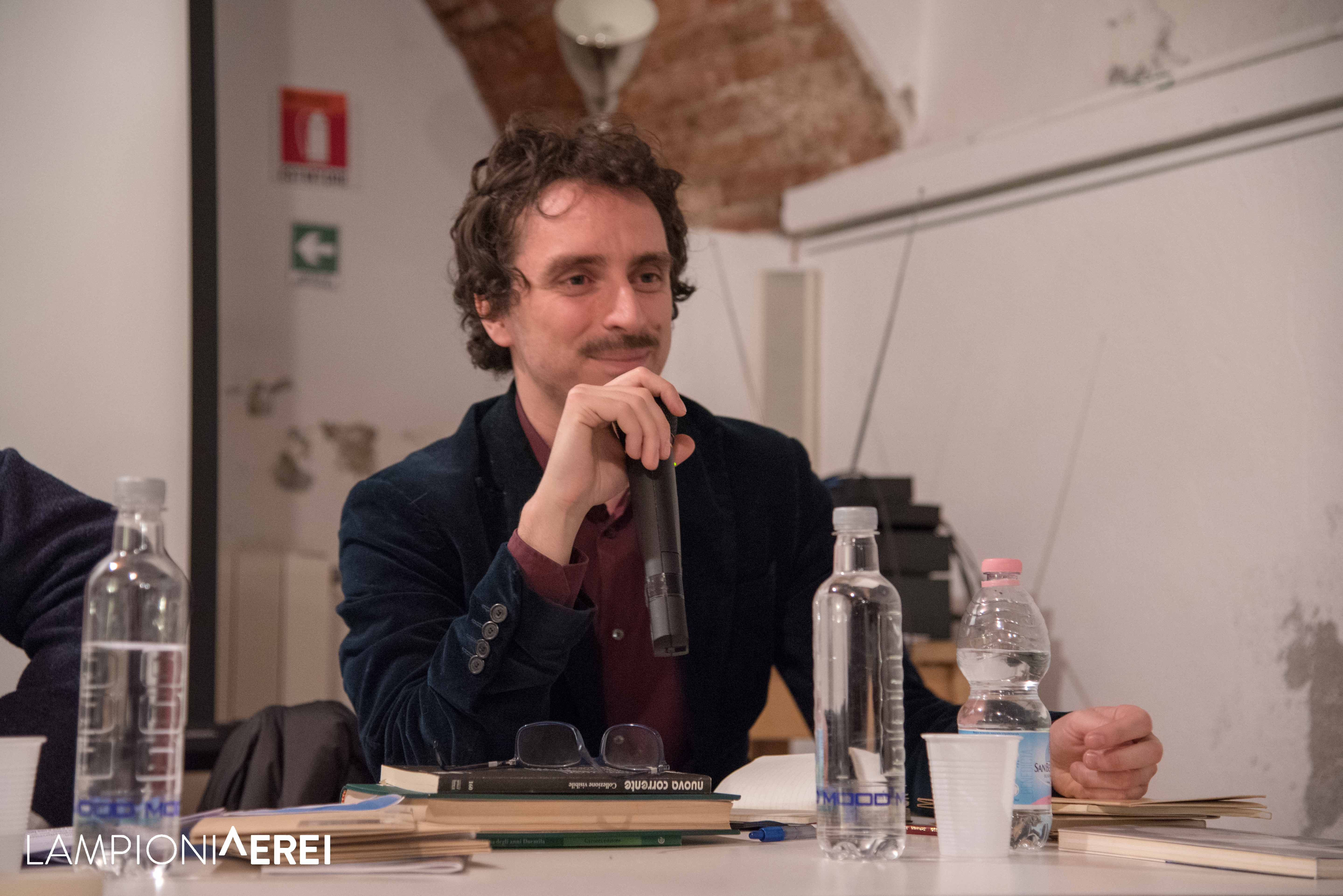 Paolo Giovannetti Lorenzo Cardilli Michele Milani Francesco Ottonello Medium Poesia Poesia e Contemporaneo la poesia di oggi introduzione ChiAmaMilano