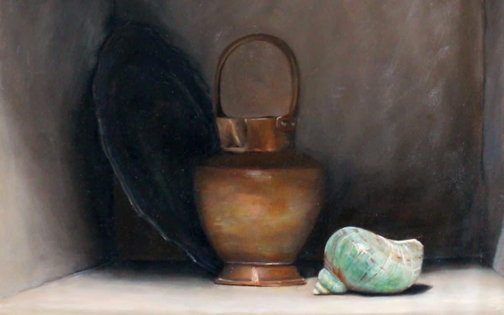 Miriana Gamiddo, Amarji, natura morta, dipinto, MediumPoesia, art, painting, poesia, pittura, artista